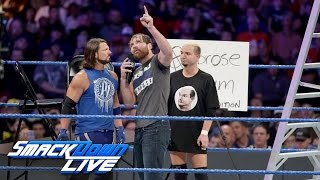 The Ambrose Asylum welcomes James Ellsworth: SmackDown LIVE, Nov. 29, 2016 thumbnail