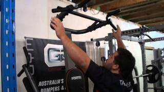 Power Tower - Home Gym Exercises - Equipment from Force USA
