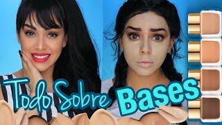 CUAL ES MI COLOR DE BASE?   TODO SOBRE BASES Y VERTE BONITA thumbnail