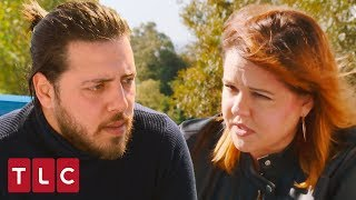 Rebecca Reveals a Huge Secret to Zied | 90 Day Fiancé: Before The 90 Days
