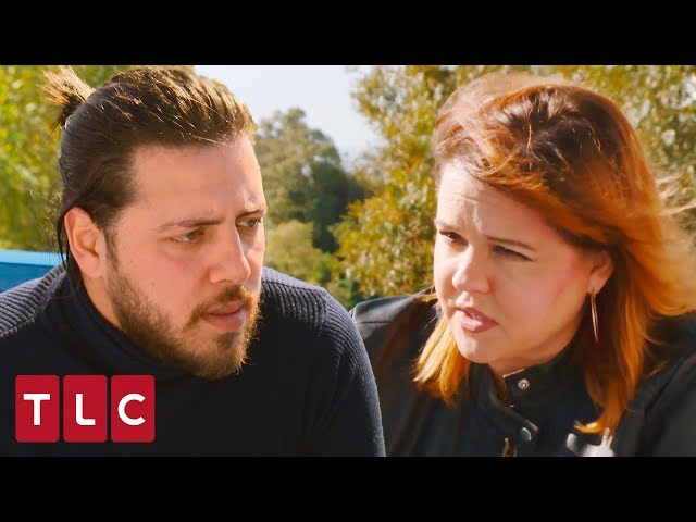 Rebecca Reveals a Huge Secret to Zied   90 Day Fiancé: Before The 90 Days