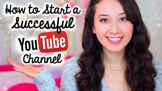 How To Start a Successful YouTube Channel in 2015! | Aili Sophia
