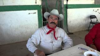 INVITACION  CABALGATA RANCHO MEDIA LUNA 2012.