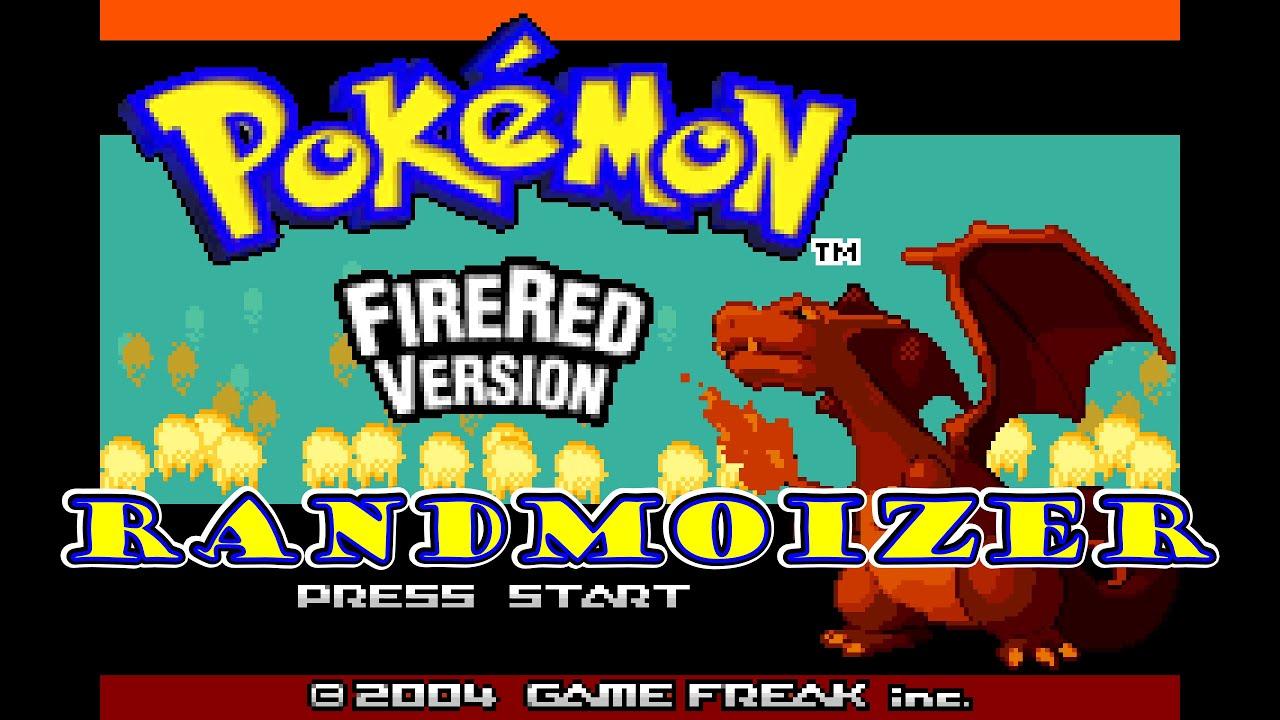 Pokemon Fire Red Randomizer! (Pokemon Fire Red)