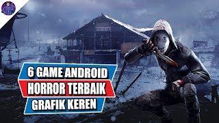 6 Game Android Horror Terbaik dengan Grafik Keren Offline & Online