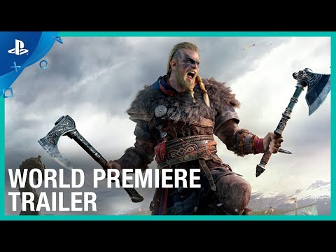 Assassin's Creed Valhalla - Cinematic World Premiere Trailer | PS5