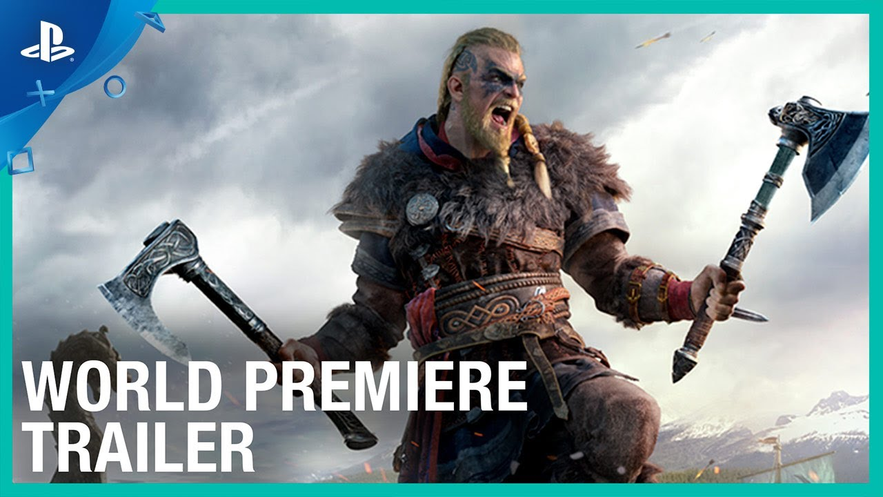 Assassin's Creed Valhalla - Cinematic World Premiere Trailer