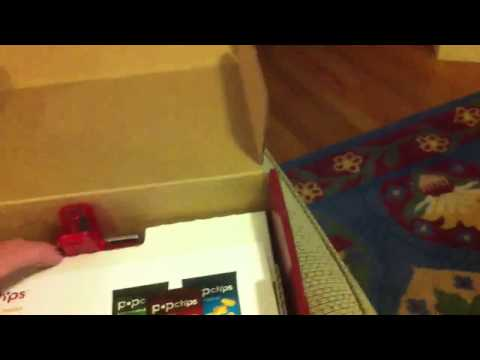 PopChips Unboxing