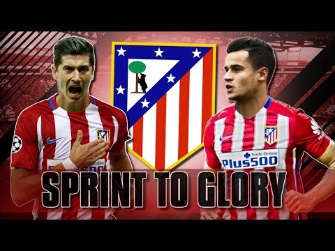 FIFA 17: FAST 600 MILLIONEN FÜR TRANSFERS!! 😳💸 I SPRINT TO GLORY KARRIERE ATLETICO MADRID