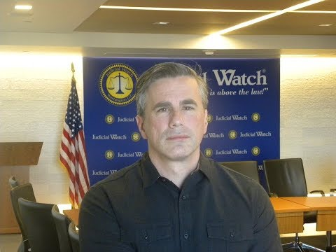 Tom Fitton's Video Weekly Update - November 17, 2017