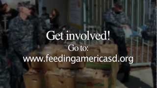 Angels & Airwaves Feeding America San Diego PSA