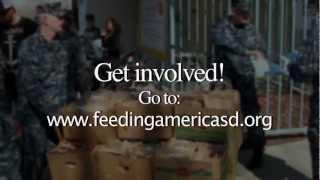 Angels & Airwaves Feeding America San Diego PSA