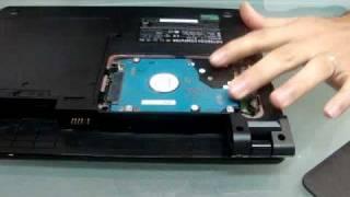 Instalacao Chip 3G no Notebook Microboard Ellite 3G