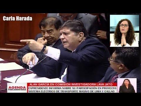 """Alan García le llamó la atención a Rosa Bartra y Mauricio Mulder """"dirigió"""" la comisión Lava Jato"""