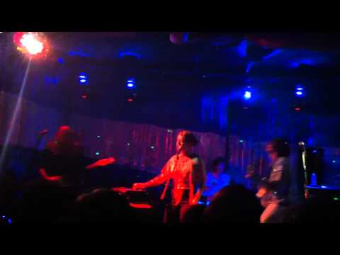 GROUPLOVE - Love Will Save Your Soul (live @ Spaceland 30.AUG.10)