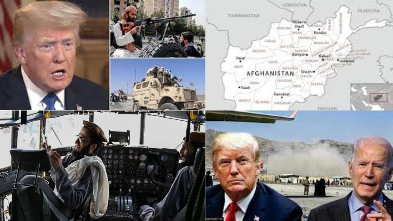 China & Russia will reverse engineer US helicopters left in Afghanistan: Trump