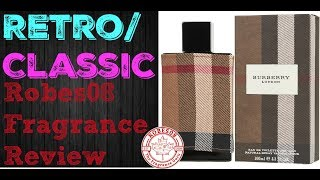 Retro: London for Men by Burberry Fragrance Review (2006)
