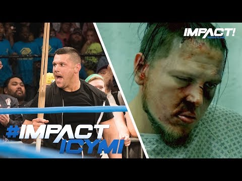 Eddie Edwards STORMS the IMPACT Zone Hunting oVe! | IMPACT! Highlights Apr. 26 2018