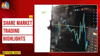 <b>Today's Stock Market</b> Action & Trading Highlights | Markets <b>Today</b> ...