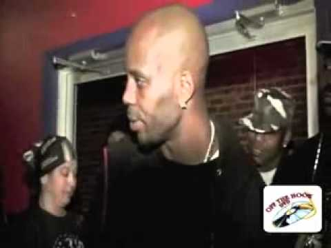 Dmx High and Drunk Awkward Interview