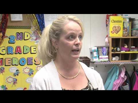 Golden Apple: Classroom Technology - Lakeland News at Ten - September 10, 2015