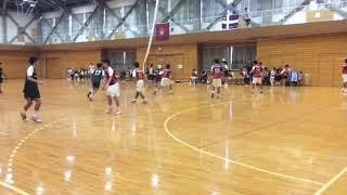 H29 ハンドボール秋季二部リーグ 明星大vs 関東学院(5/5)