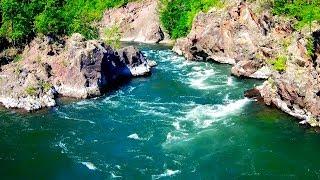 Эссо - сплав с рыбалкой по реке Быстрая