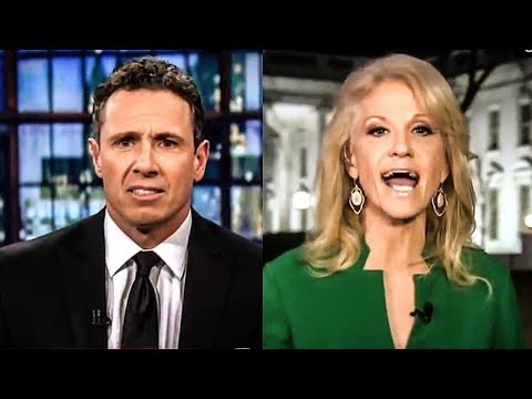 Kellyanne Conway Loses Her Mind During Insane CNN Interview About Immigration