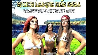 DJ KENNY WHICH LEAGUE DEM INNA DANCEHALL HIPHOP MIX OCT 2015