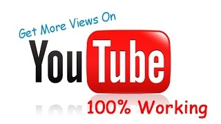How To Get View On Youtube For Free - 100% Working 2017