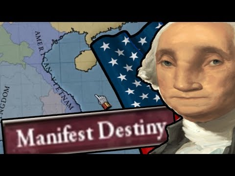 America The Greatest Country On Earth - Victoria 2
