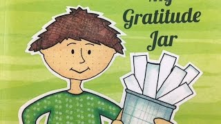 Long Story Shortz - My Gratitude Jar - Written and Narrated by Kristin Wiens