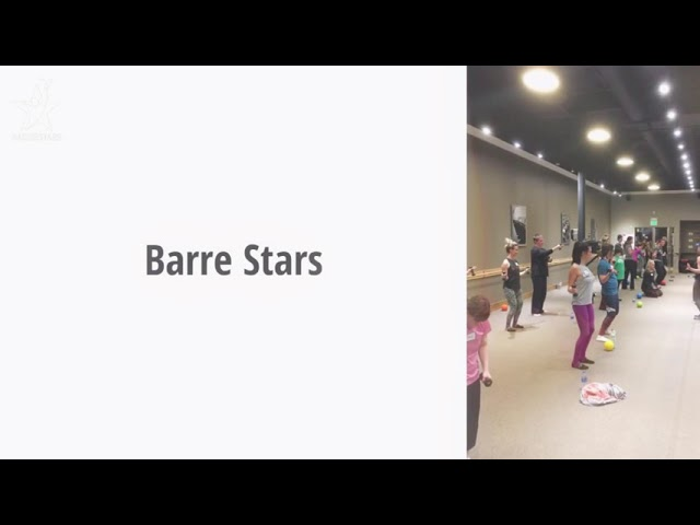 Barre Stars Adaptive Fitness