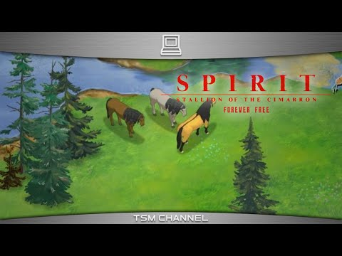Spirit : Stallion Of The Cimarron : Forever Free (part 3) (Horse Game)