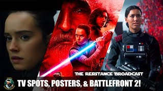 92 - TV Spots, Posters, and Battlefront 2!