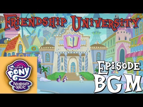"""A Letter From Star Swirl"" - My Little Pony: Friendship is Magic BGM"