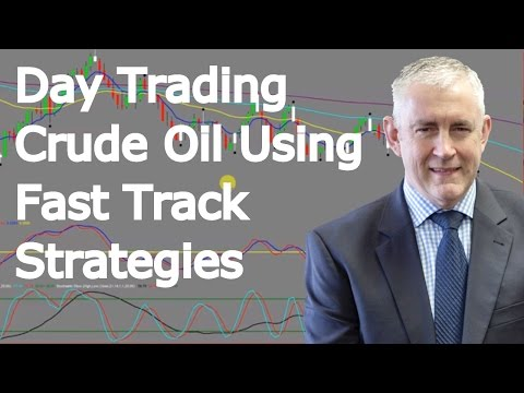 Day Trading Crude oil  using The Day Traders Fast Track Strategies   Crude oil trading strategies