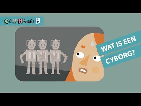 Wat is een cyborg?