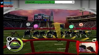 NFL 2K5 CPU Trash talk (SAVAGE)