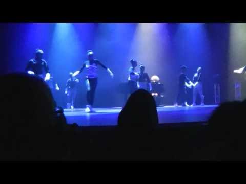 Cheyenne Theater Zuidplein school voorstelling 12 februari 2014