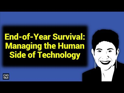 Autodesk: Management, Collaboration, and Transformation / Women in Technology (CXOTalk #269)