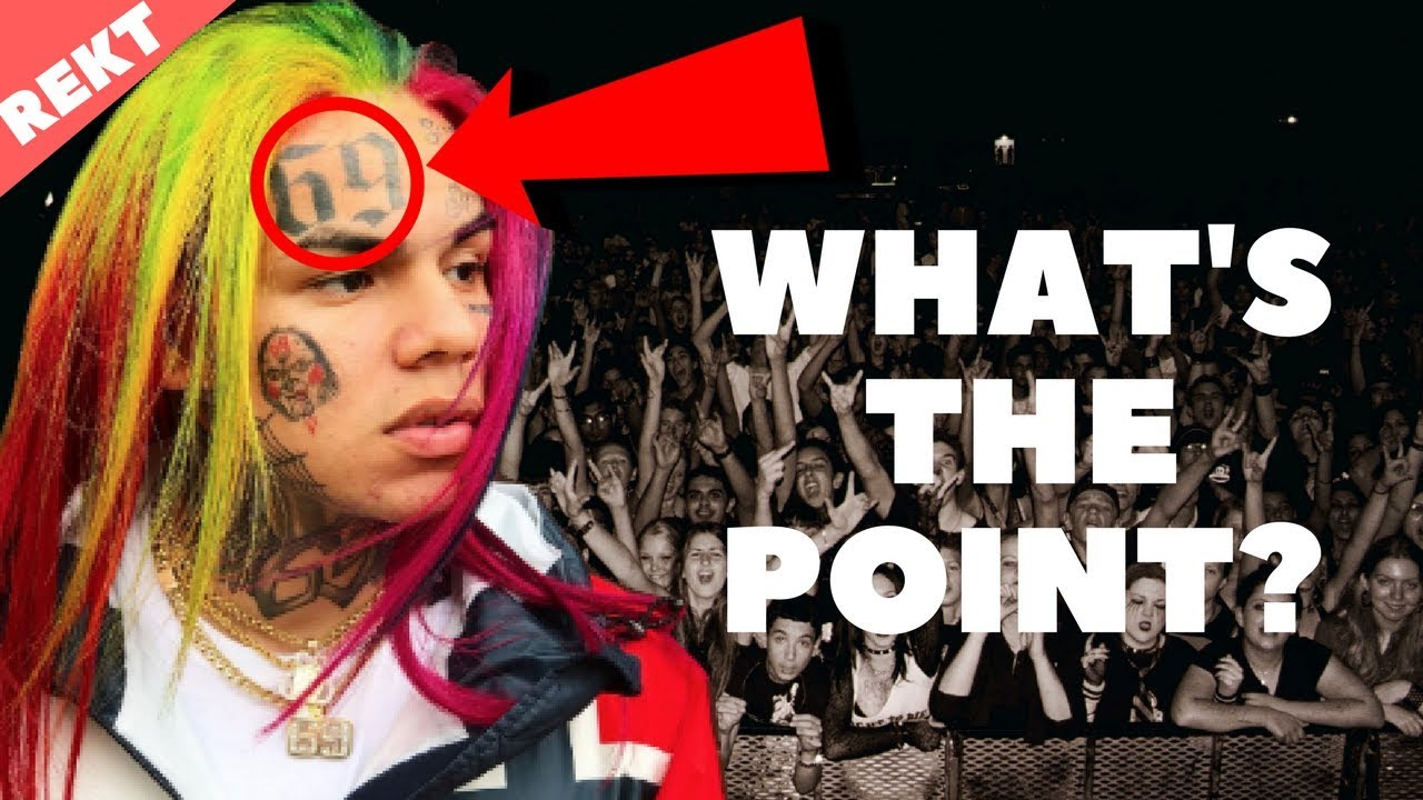 Lil Xan With Out Tattos: Why Are Rappers Tekashi69 Lil Xan And Lil Uzi Vert Are All