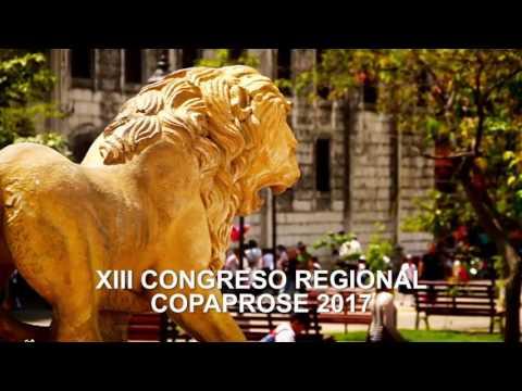 Congreso Regional COPAPROSE Nicaragua 2017