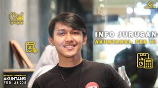 Info Jurusan Akuntansi, FEB UI: Muhamad Ramadhan