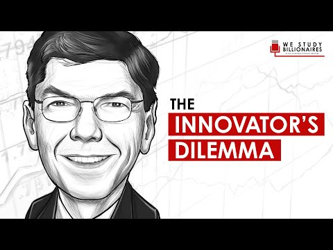 46 TIP: The Innovator's Dilemma (Clayton Christensen) - How to Invest in Disruptive Technology