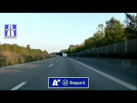 A61: AK Koblenz - AS Rheinböllen (3x)