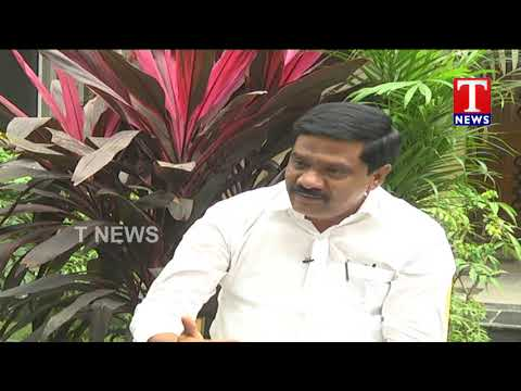 PV Srinivas Special Interview With Minister Vemula Prashanth Reddy | Face To Face | TNews Telugu