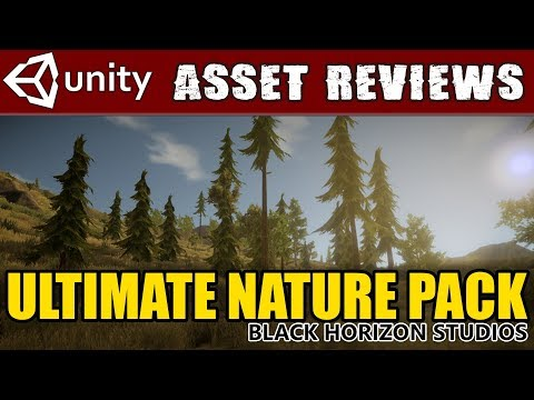 Unity Asset Kit Reviews - Ultimate Nature Pack
