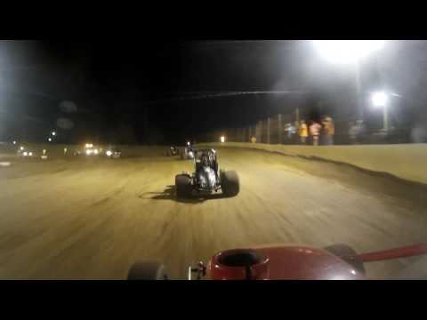 Willie Tackitt Charleston Speedway 9/24/16 Feature