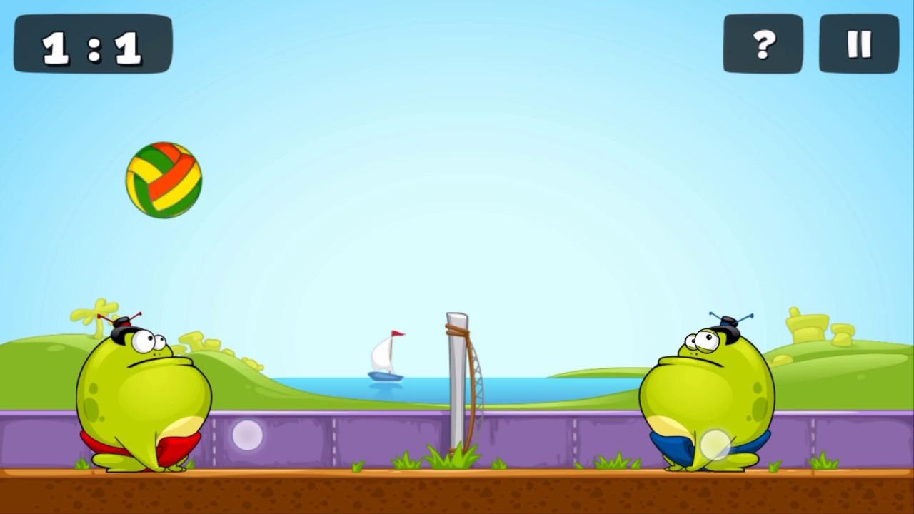 Frog Spiel